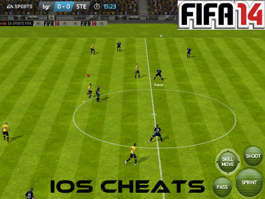 FIFA 14 IOS Cheats
