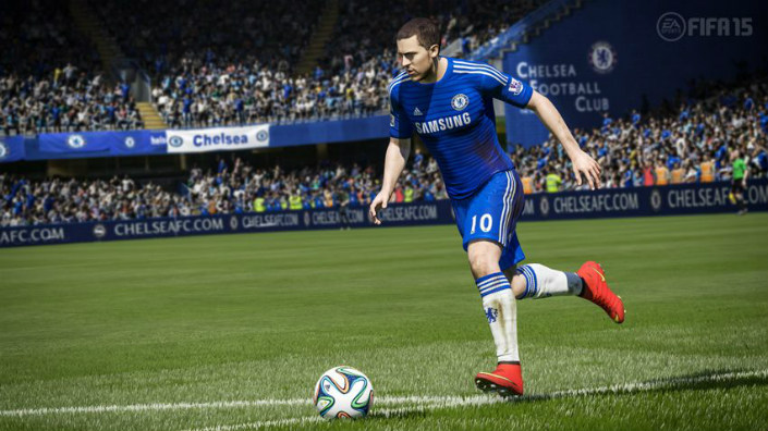 Eden Hazard Gameplay