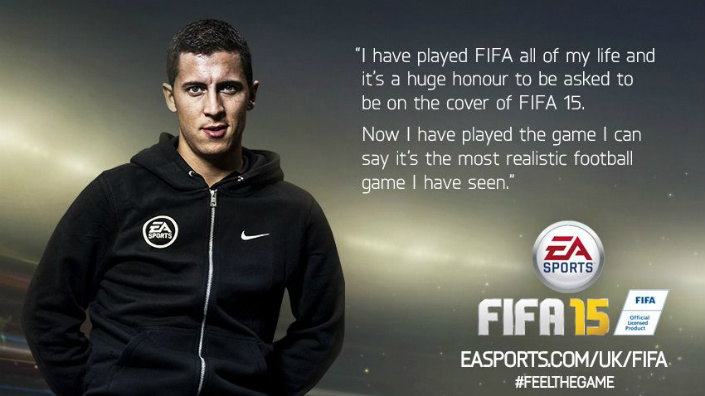 Eden Hazard Quote