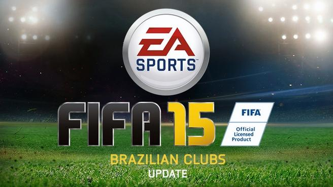 FIFA 15 Brazil Leagues Update
