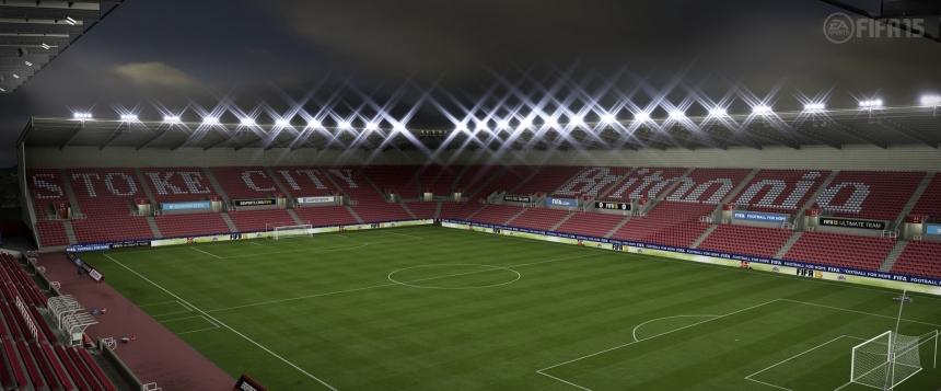 FIFA 15 Britannia Stadium Stoke City