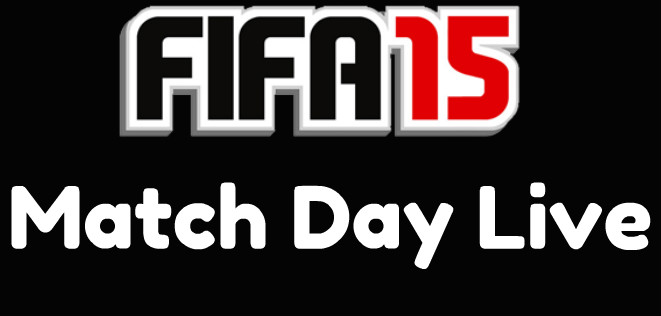 FIFA 15 Match Day Live Feature