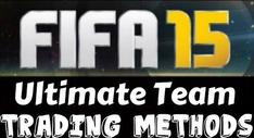 FIFA 15 Ultimate Team Trading tips