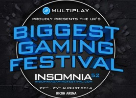 Insomnia 52 Gaming Event 2014