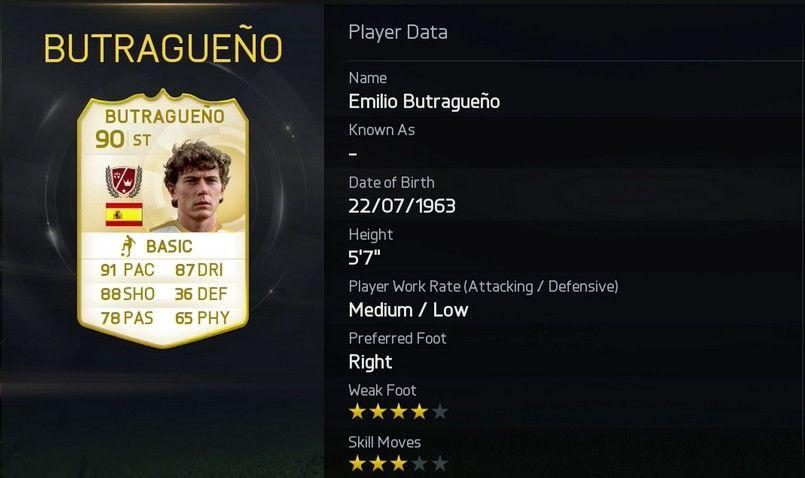 Emillion Butragueno