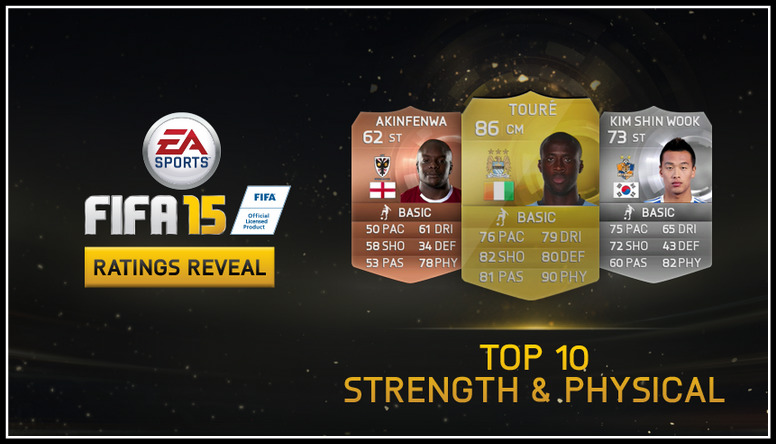 FIFA 15 Rating Strongest-Physical-Header