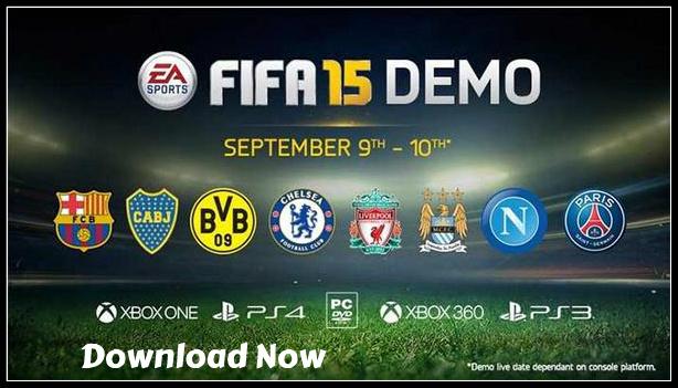 FIFA 15 Xbox One Demo