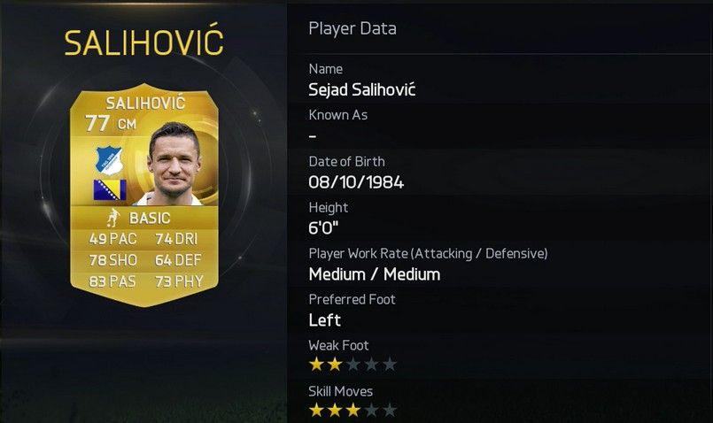 Sejad Salihovic