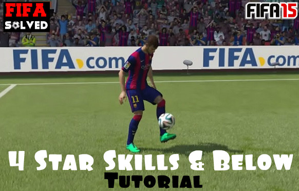 FIFA 15 4 Star Skill Moves