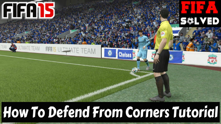 FIFA 15 Defending Corners