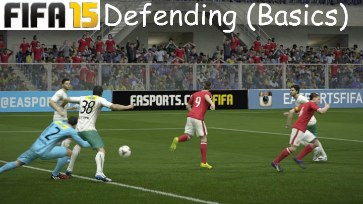 FIFA 15 Defending Tutorial Basics