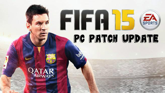 FIFA 15 PC Patch Update