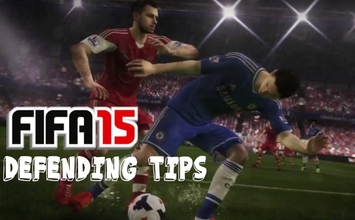 FIFA 15 Tackling