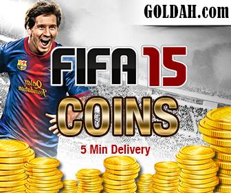 Goldah FIFA 15 Coins