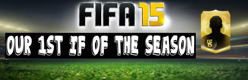 FIFA 15 1st IF