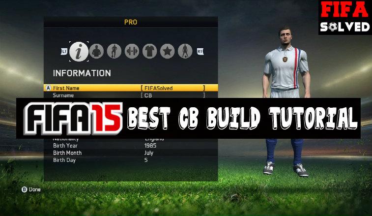 FIFA 15 Best CB Pro Clubs