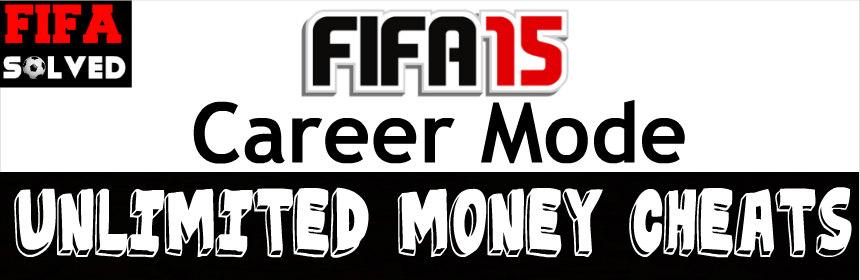 FIFA 15 Money Cheats