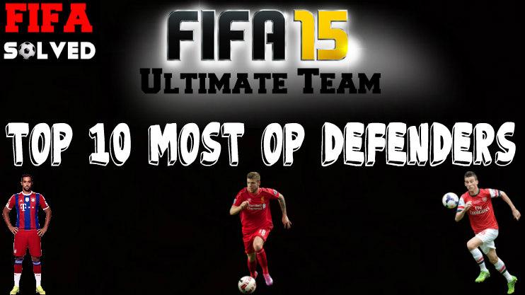 FIFA 15 Most OP Defenders