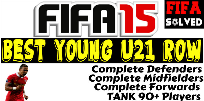 FIFA 15 Best Young Players ROW