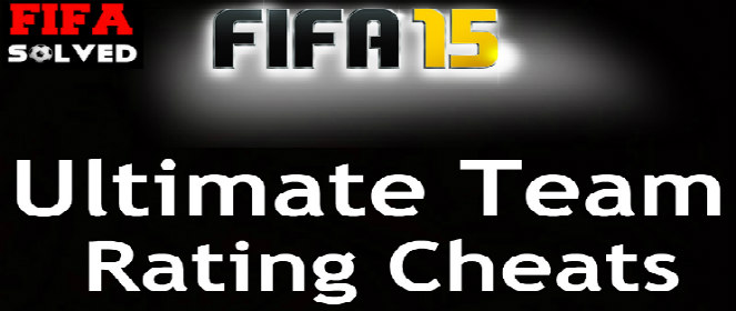 FIFA 15 Ultimate Team Ratings Glitch