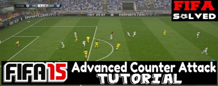 FIFA 15 Counter Attack Tutorial