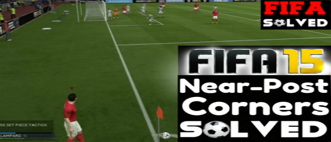 FIFA 15 How To Score From Corners