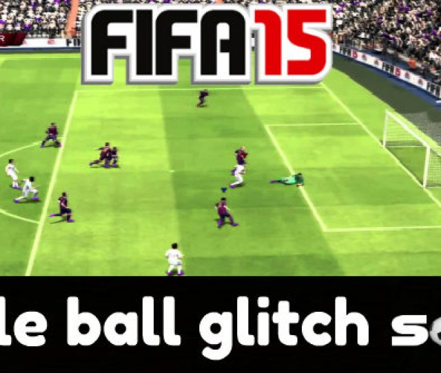 Fifa 15 Invisible Ball Glitch Fixed