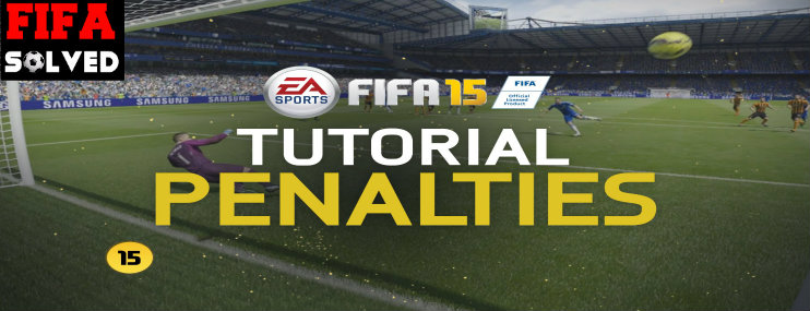 FIFA 15 Penalties Tutorial And Tips