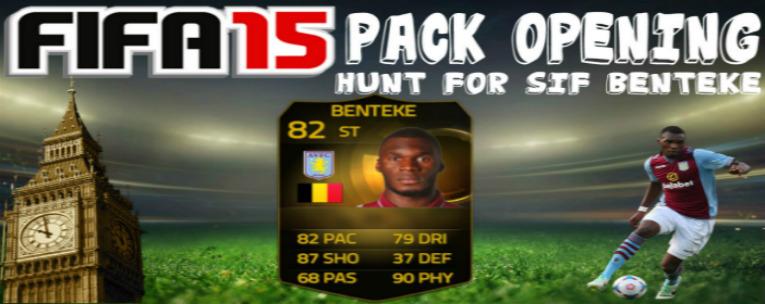 FIFA 15 TOTW 31 Pack Opening