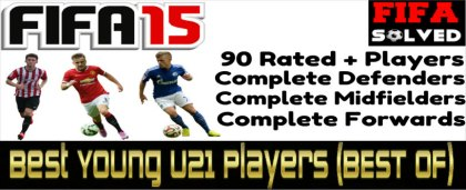 FIFA 15 Best Young Players Career Mode Best Of