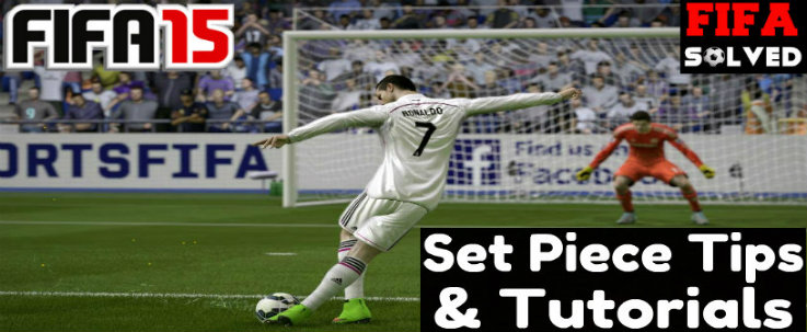 FIFA 15 Set Piece Tips