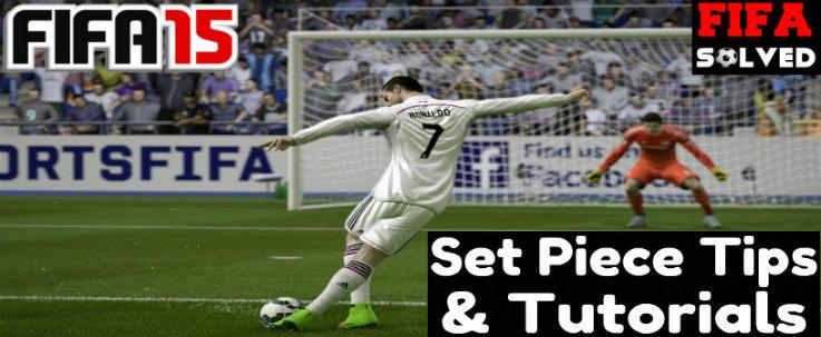 FIFA 15 Set Piece Tips