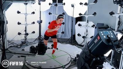 Womens Football In FIFA 16