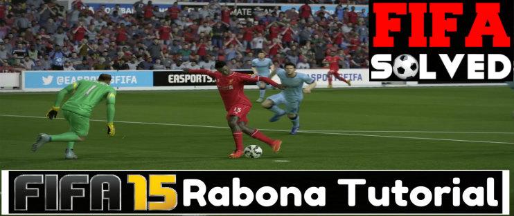 FIFA 15 Rabona Tutorial