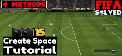 FIFA 15 Create Space Guide