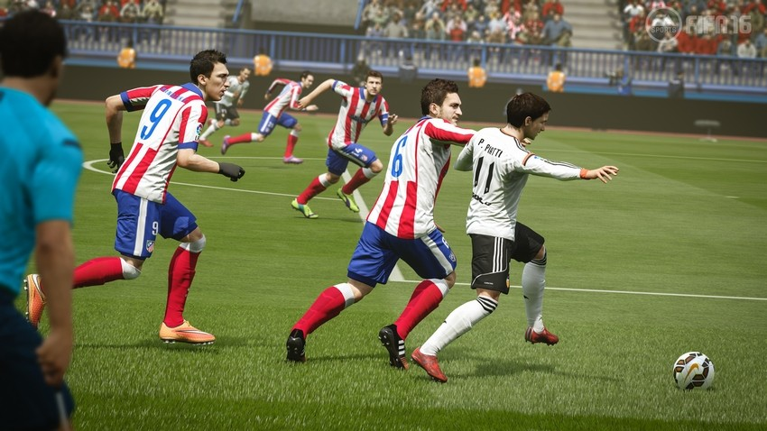 FIFA 16 Confidence In Defending