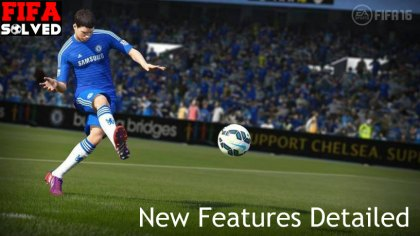 FIFA 16 New Gameplay Features