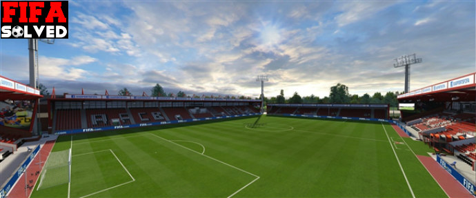 FIFA 16 Dean Court