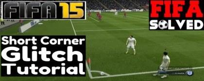 FIFA 15 Short Corner Tutorial