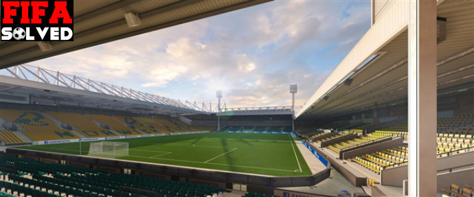 FIFA 16 Carrow Road