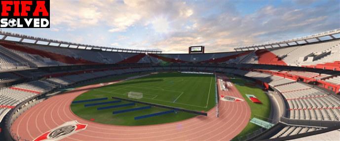 FIFA 16 El Monumental