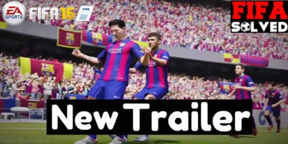 FIFA 16 Features Trailer