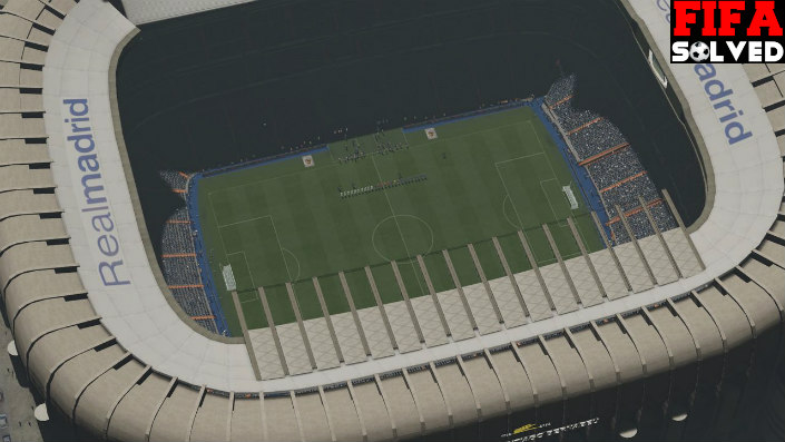 FIFA 16 Santiago Bernabeu