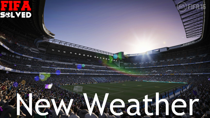 FIFA 16 Weather