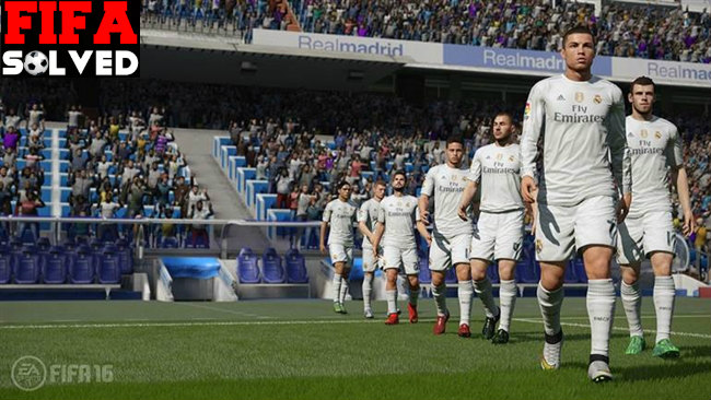 Real Madrid FIFA 16