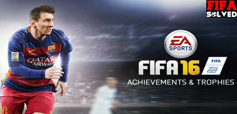 FIFA 16 Achievemements