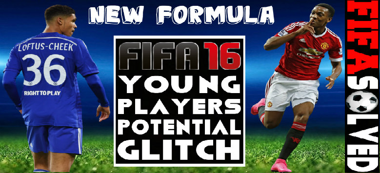FIFA 16 Young Players Potential Glitch