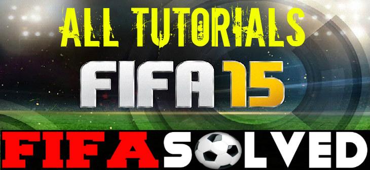 FIFA 15 All Tutorials