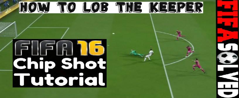 FIFA 16 Chip Shot Tutorial
