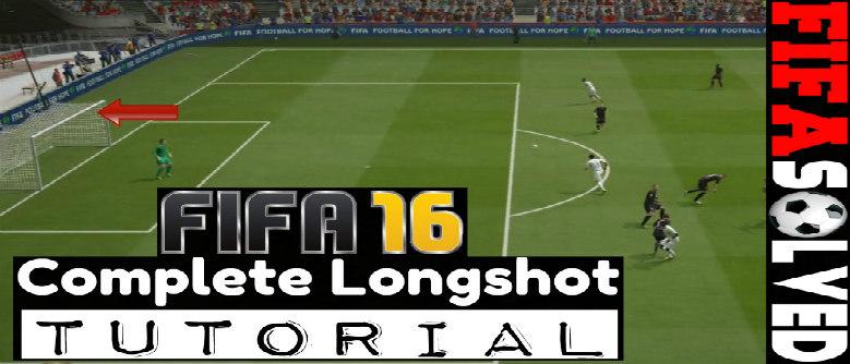 FIFA 16 Longshot Tutorial